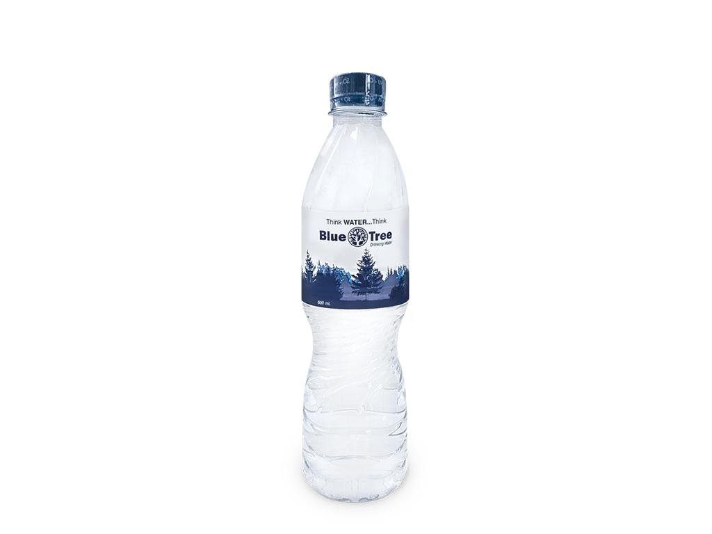 น้ำดื่ม ขนาด 600 มล.
